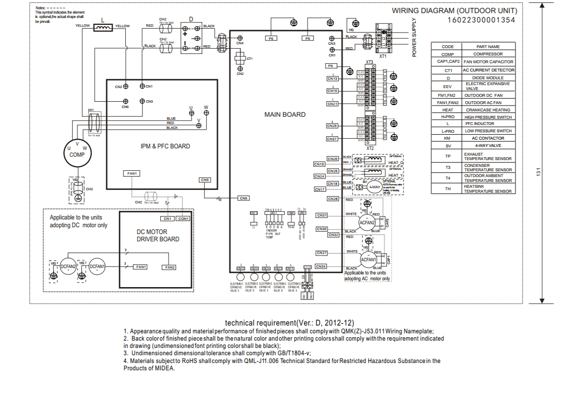 16022300001354 T321Q H263 C installation cables frigitek ec motor controller wiring diagram at virtualis.co