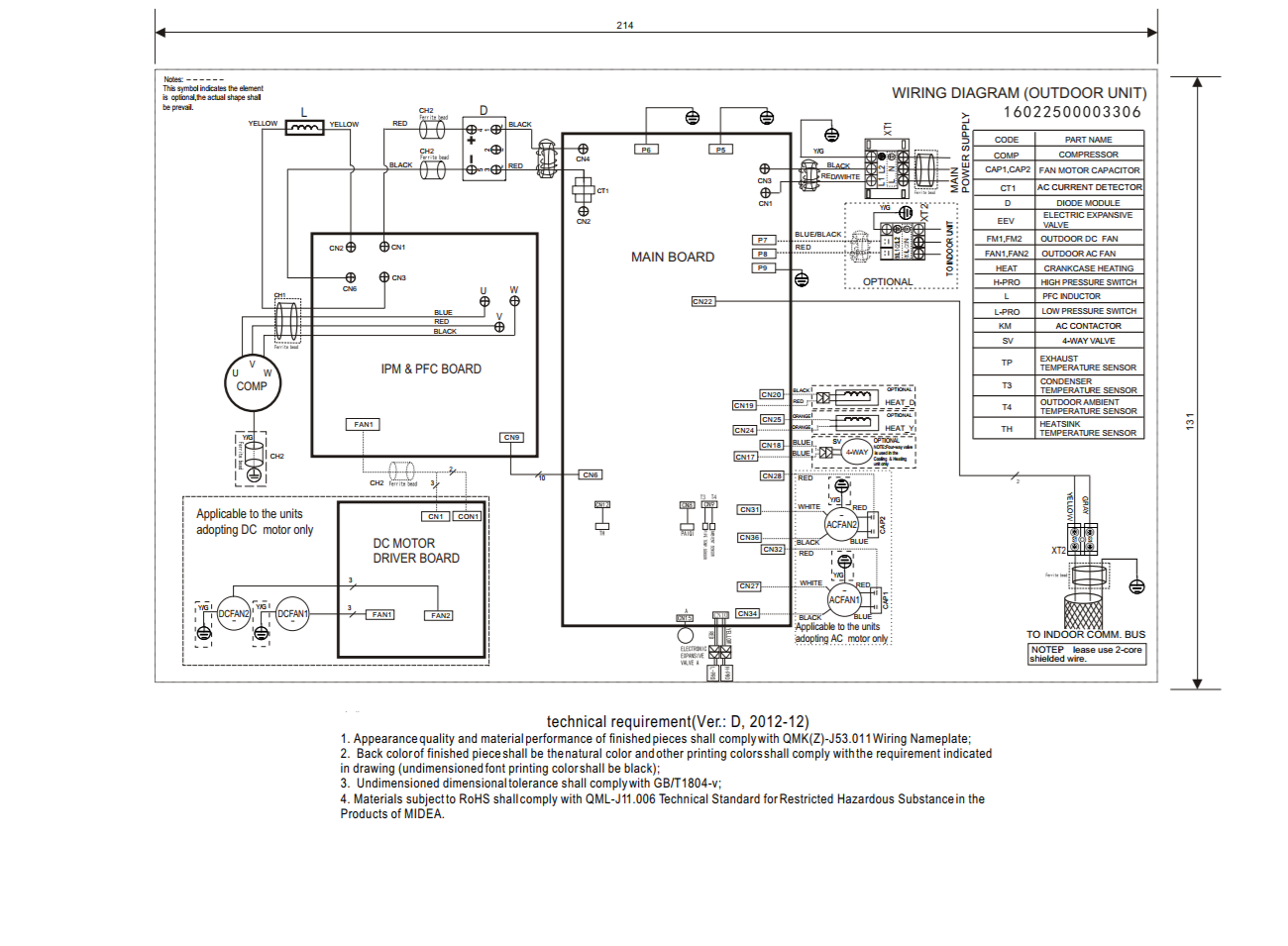 Traulsen G31010 Wiring Diagram Model